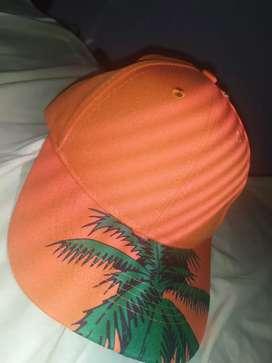 Gorra Energía Naranja Vibras Jbalvin