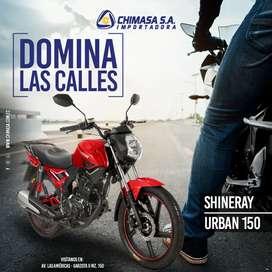 MOTOCICLETA SHINERAY XY150-10F// O.L