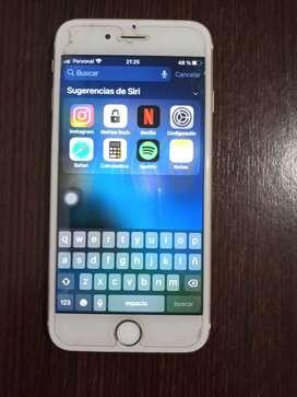 Vendo Iphone 6s Gold 16GB