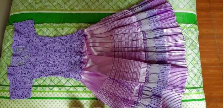 Falda de Marinera con Blusa 0