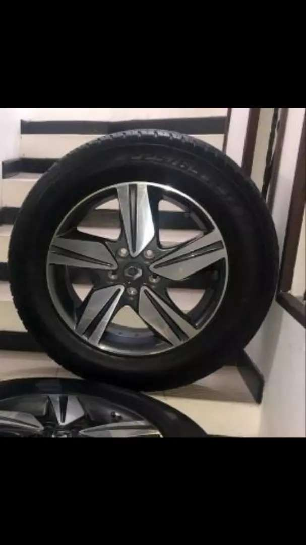 Rines y llantas Renault Koleos 0