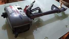 Motor fuera de borda Yamaha 2 caballos de fuerza