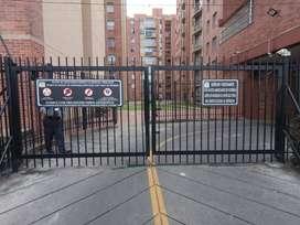 Puerta de entrada vehicular