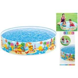 PISCINA RIGIDA INTEX 122 x 25 CMS