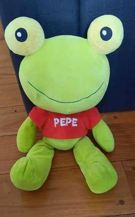 Sapo Pepe peluche