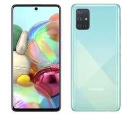 Celulares Samsung a71 nuevos