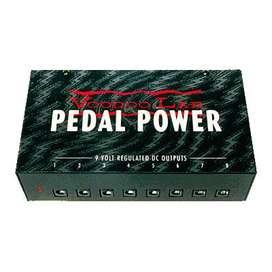 Fuente adaptador Voodoo Lab Pedal Power 8 pedales 9v