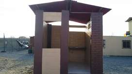 Venta de casas modulares ecológicas Km 13 via a Samborondon