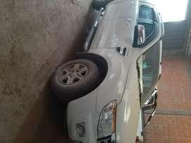 Ranger limited 2014 4x4 42000 km color blanco