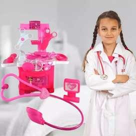 Set Doctor Kit Médico Juguete para Niña