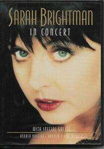 Sara brightman in concert dvd