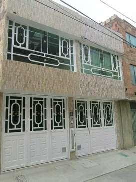Vendó casa 3 x 12 en Bogota barrio Bosa la libertad