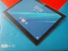 Se vende hermosa tablet TAB4 10.1 LENOVO en perfecto estado GANGA!!