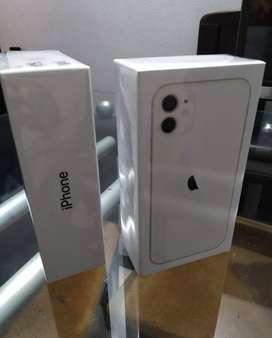 Iphone 11 64 gb blanco (nuevo, sellado , desbloquedao)