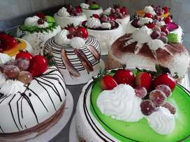 Panadero o pastelero se ofrece trabajar fijo o turnos