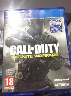 Call of duty infinite warfare ps5