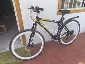 Bicicleta Optimus 29