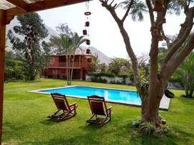 Cieneguilla bungalwos en alquiler super equipados piscina