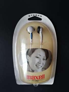 Audífonos Maxell