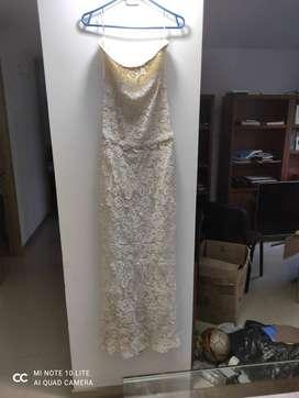 Vestido de studio f