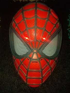 mascara spider man hasbro original