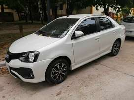 VENDO ETIOS XLS 4P IMPECABLE ESTADO ÚNICA DUEÑA