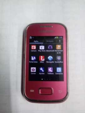 Vos Samsung Pocket funciona bien leer detalle