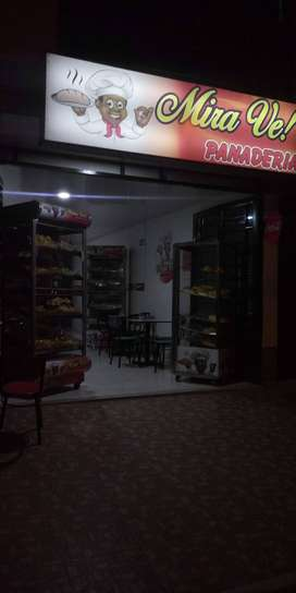 Se vende panaderia