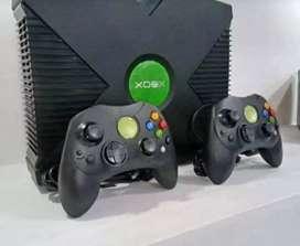 Vendo Xbox clásicos