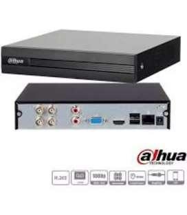 Video Gravador DVR Marca Dahua de 4 canales