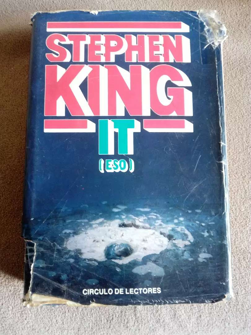 It - Stephen King - Tapas duras. 0