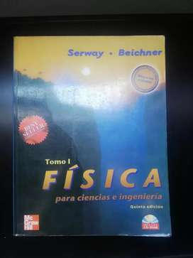 Física Serway para ciencias e ingenierías