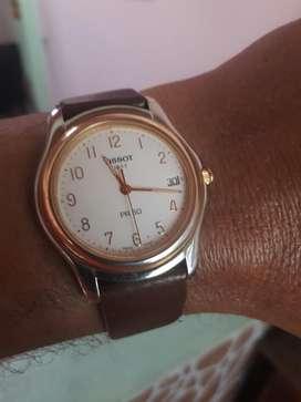 Vendo O Cambio Reloj Tissot