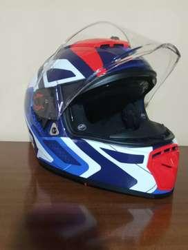 Se vende casco para moto Ls2