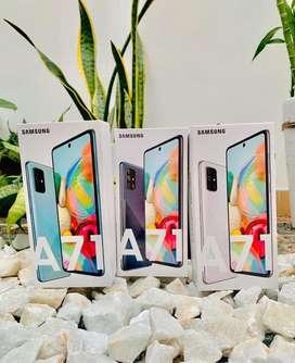 Samsung A71 Nuevos