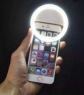 Aro de Luz led para selfie