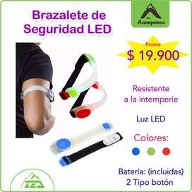 Brazaletes LED