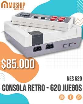 Videojuego NES620