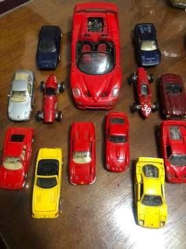 Coleccion Ferrari Shell Maisto