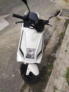 Moto Electrica Auteco Starker E3 muy buenas condiciones, solo 1950 km