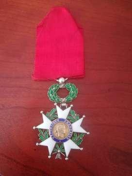 Medalla antigua legion de honor
