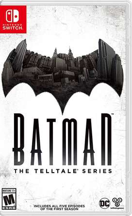 BATMAN THE TELLTALE SERIES Nintendo Switch