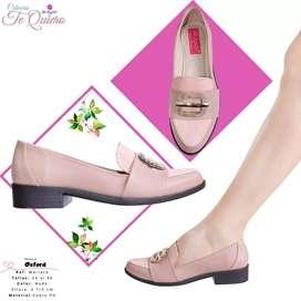 Zapatos para mujer Loafers tallas desde 34 al 40