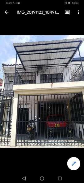 Vendo casa de dos plantas Genera 1'7 en arrendos