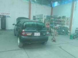 Vendo mi auto Renault clio mi ingreido por renovacion motor 1600 bien conservado