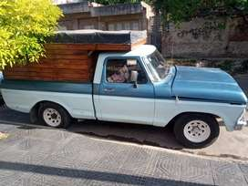 Ford F100 de luxe