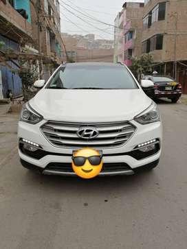 Se vende camioneta hyundai santa fe full equipo