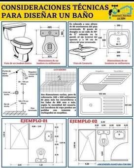 Instalaciones en general y contrucciones