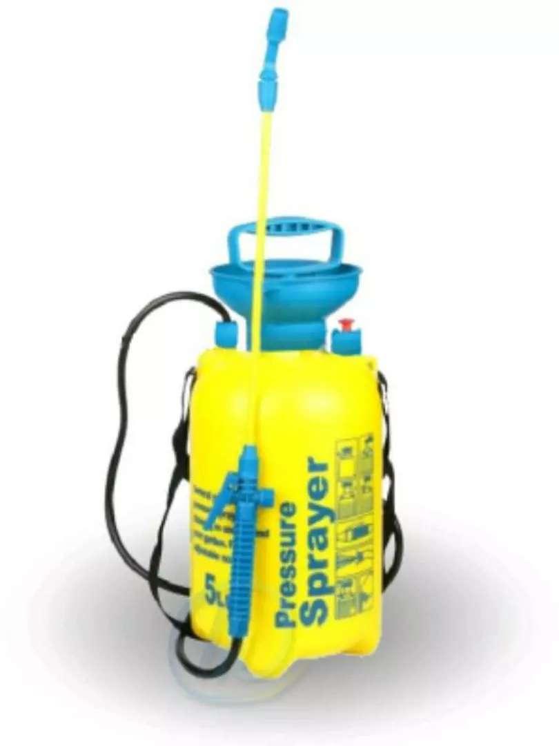 Bomba Fumigadora de mano 5 litros 0
