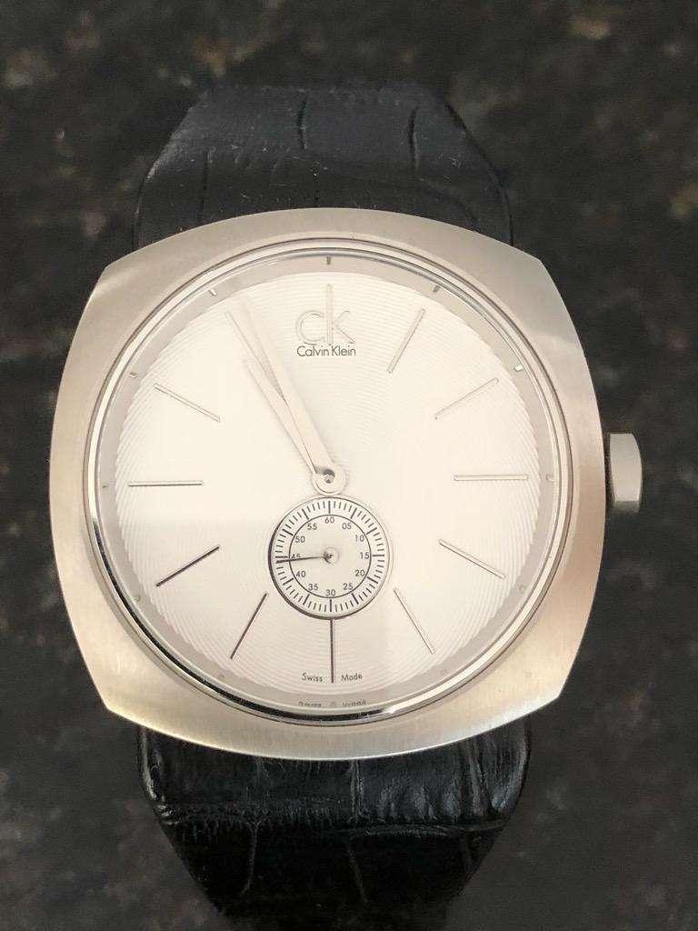 Reloj Calvin Klein 0